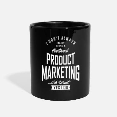 Occupation Gift for Product Marketing - Full Color Mug