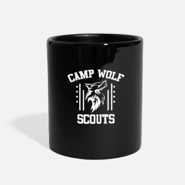 Boy Scouts scouting boy scout - Full Color Mug