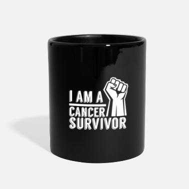 Lung Cancer Survivor prostate Cancer Breast Cancer - Full Color Mug
