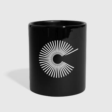 Drummer Craig Bailey Logo (Black) - Full Color Mug