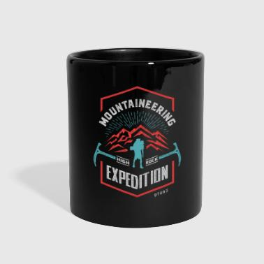 Mountaineering - Full Color Mug