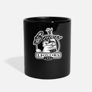 Liquor Beaver Liquors Funny - Full Color Mug