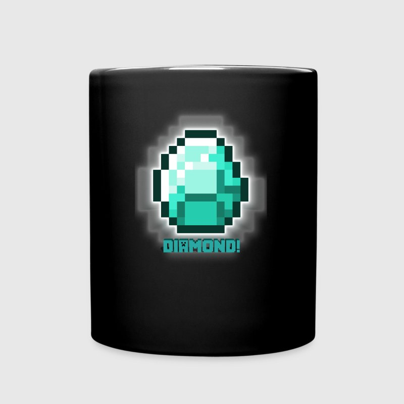 Minecraft Diamond  - Full Color Mug