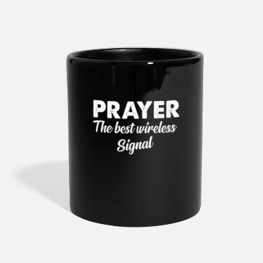 Prayer prayer - Full Color Mug