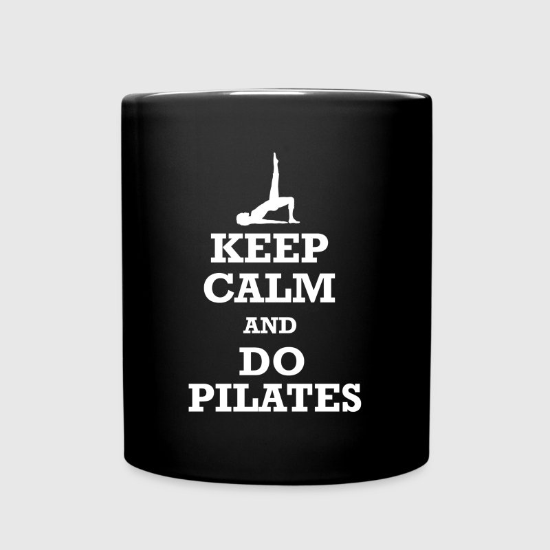 Keep Calm Pilates - Full Color Mug