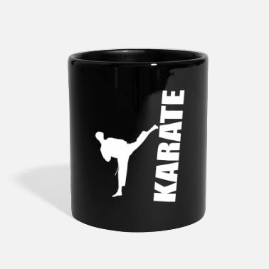 Kicker karate kicker - Full Color Mug
