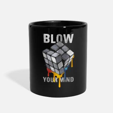 Rubik's Cube Blow Your Mind - Full Color Mug