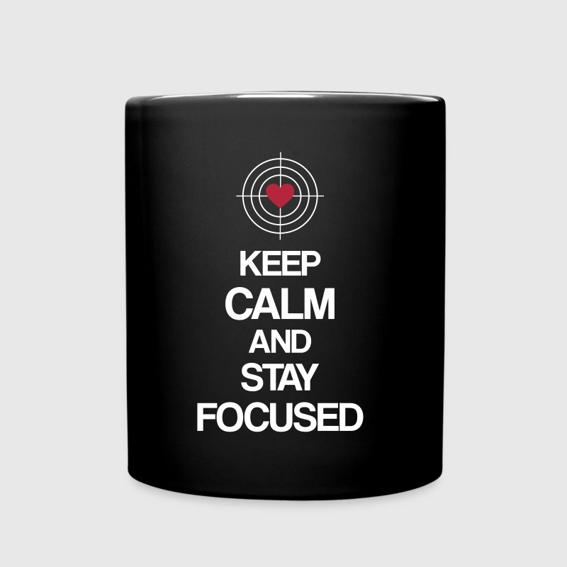 Keep Focused - Full Color Mug