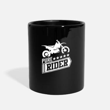Motor Sport Rider Motocross - Full Color Mug