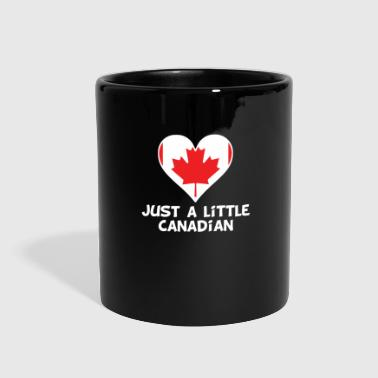 Just A Little Canadian - Full Color Mug