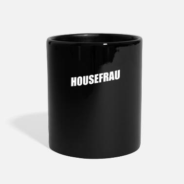 Muisc Housefrau - Full Color Mug