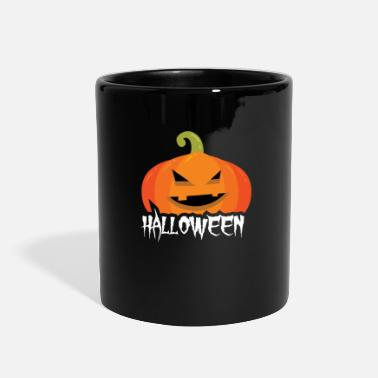 Ghosts Halloween pumpkin ghosts zombies October gift - Full Color Mug