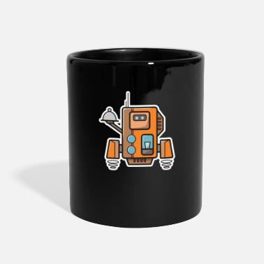 Future Machine Robot future machine gift idea tech robots bot - Full Color Mug