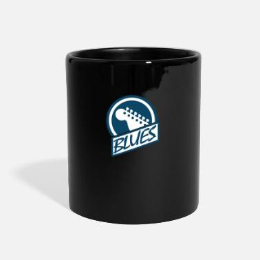 Blues Blues - Full Color Mug