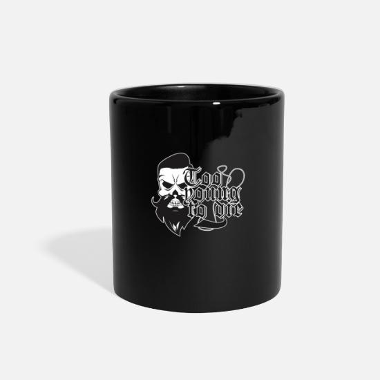 Gothic Mugs & Drinkware - Gothic - Full Color Mug black