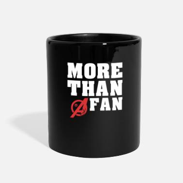 Funny Animals Funny more than a fan - Full Color Mug