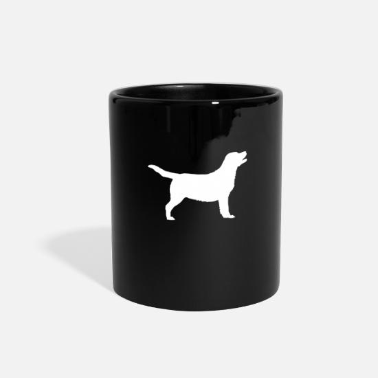 Golden Retriever Mugs & Drinkware - Labrador - Full Color Mug black