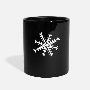 Snowflake snowflake - Full Color Mug