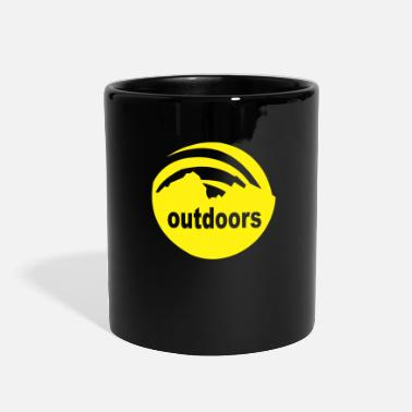 Outdoor outdoors - Full Color Mug