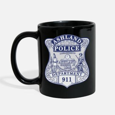 Graphics APD Badge - Full Color Mug