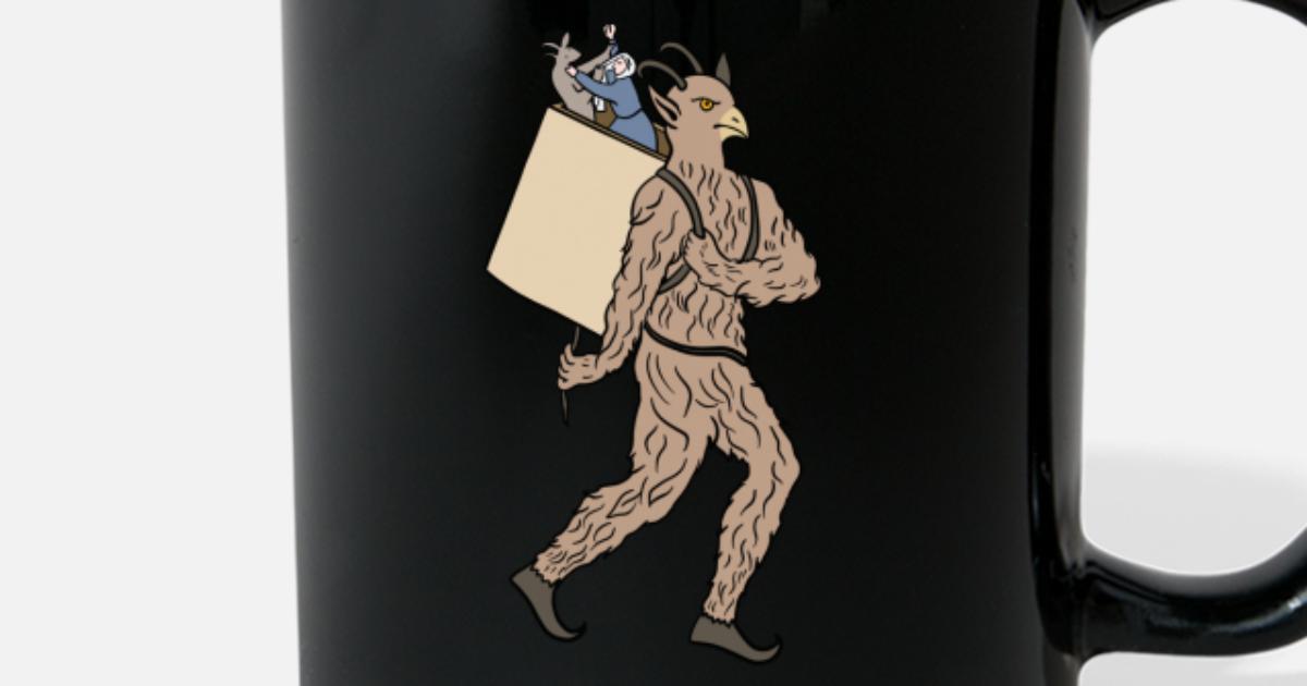 Weird Medieval Art Full Color Mug Spreadshirt