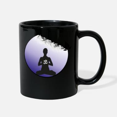 Meditation - Full Color Mug