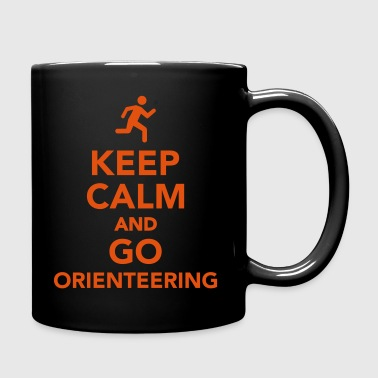 Orienteering - Full Color Mug