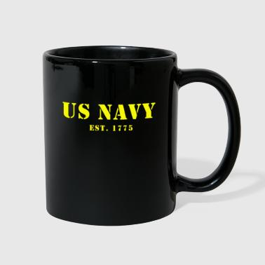 US NAVY - Full Color Mug