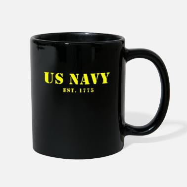 Navy US NAVY - Full Color Mug