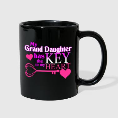 GrandDaughter GrandMa - Full Color Mug