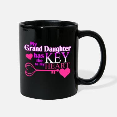 Granddaughter GrandDaughter GrandMa - Full Color Mug