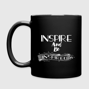 INSPIRE AND BE INSPIRED - Full Color Mug
