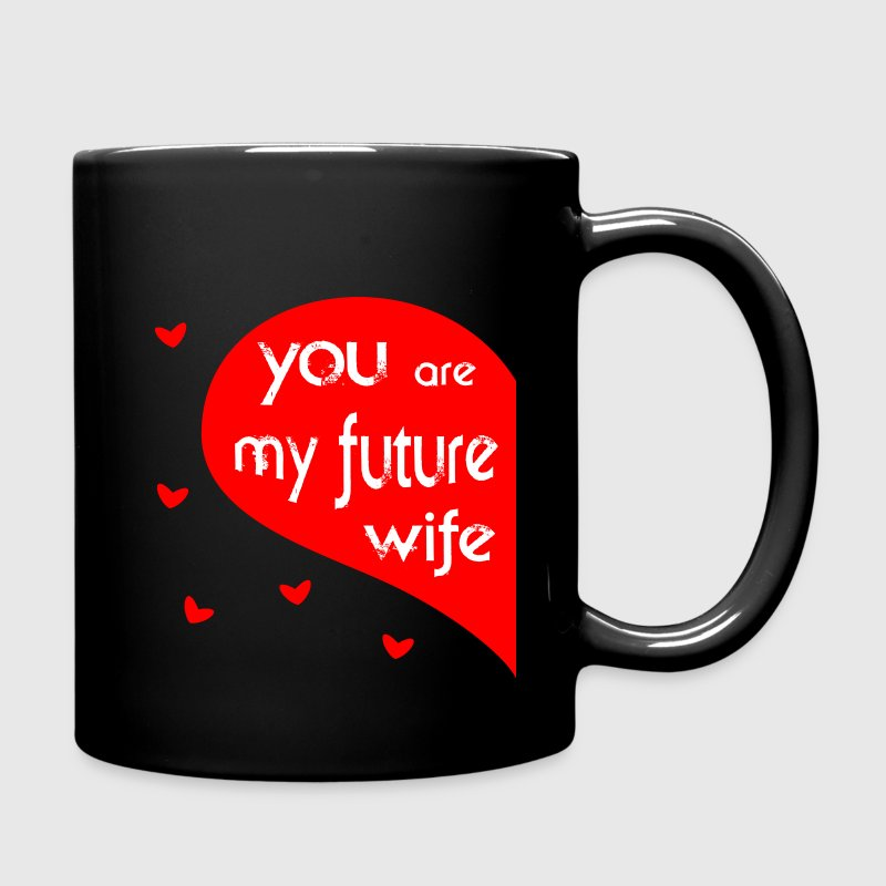future wife - Full Color Mug