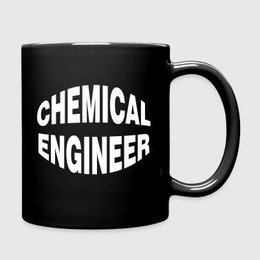 Chemical Engineer Text - Full Color Mug