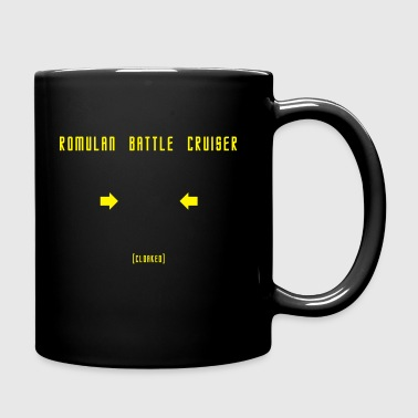 romulan_battle_cruiser_cloakedb_1c - Full Color Mug