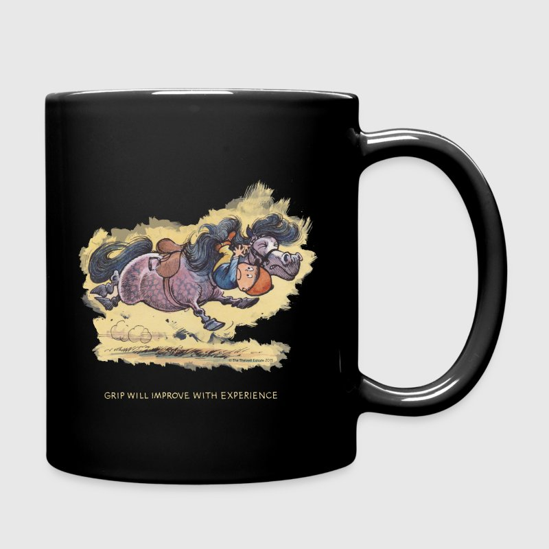 Thelwell Grip will improve - Full Color Mug