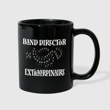 Band Director Gift Idea - Full Color Mug