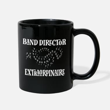 Band Band Director Gift Idea - Full Color Mug