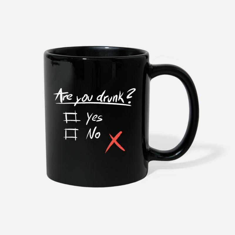 Are You Drunk Yes No Fail By Rawwrdesign Spreadshirt