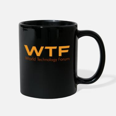 Forum WTF world technology forum - Full Color Mug