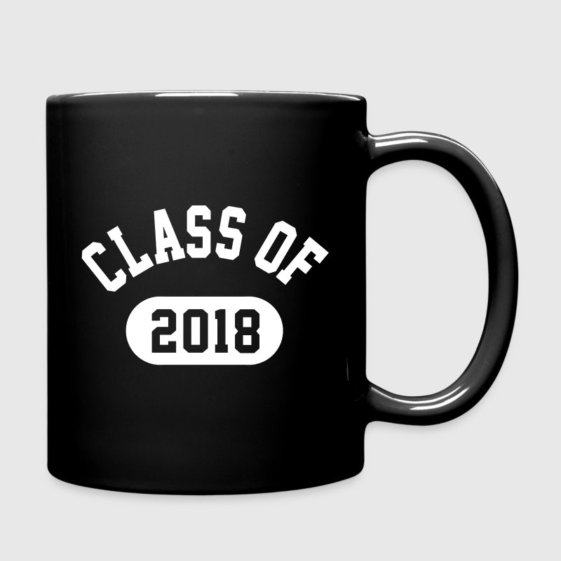 Class Of 2018 - Full Color Mug