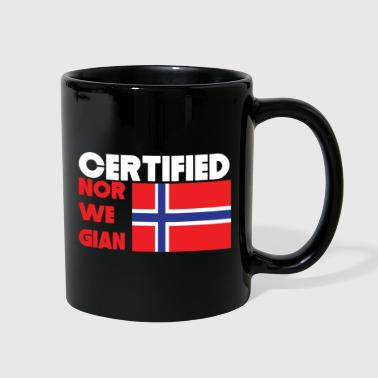 Norwegian Norwegian - Full Color Mug
