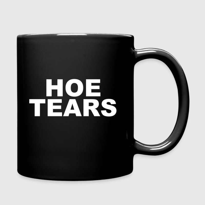 Hoe tears - Full Color Mug