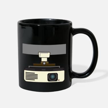 Vertex Video projector roof mounted version - Full Color Mug
