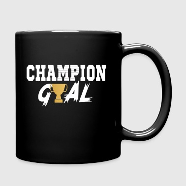 Champion Gyal - Full Color Mug