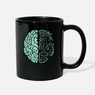 Techie Techie Mind - Full Color Mug