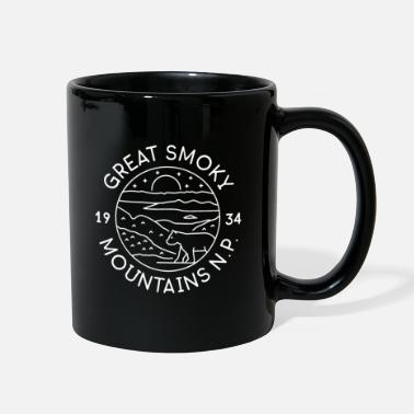 Great Smokey Mountains National Park 1934 Tennesse - Full Color Mug