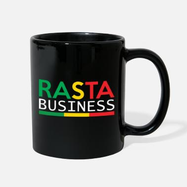 Rasta Rasta Business - Full Color Mug