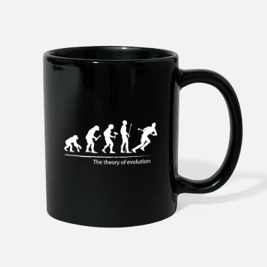 The theory of evolution (hockey) - Full Color Mug