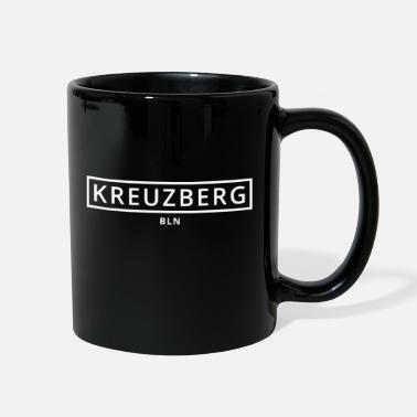 Kreuzberg Kreuzberg Berlin - Full Color Mug